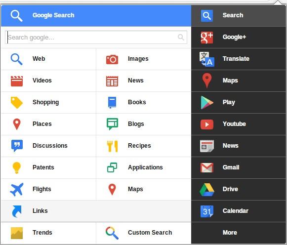 become a google power user with black menu omg chrome