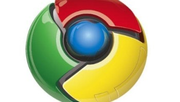 Old Chrome Logo