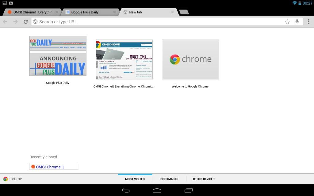 Google Chrome Retires ...