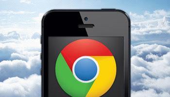 chromecast extension for google chrome on iphone