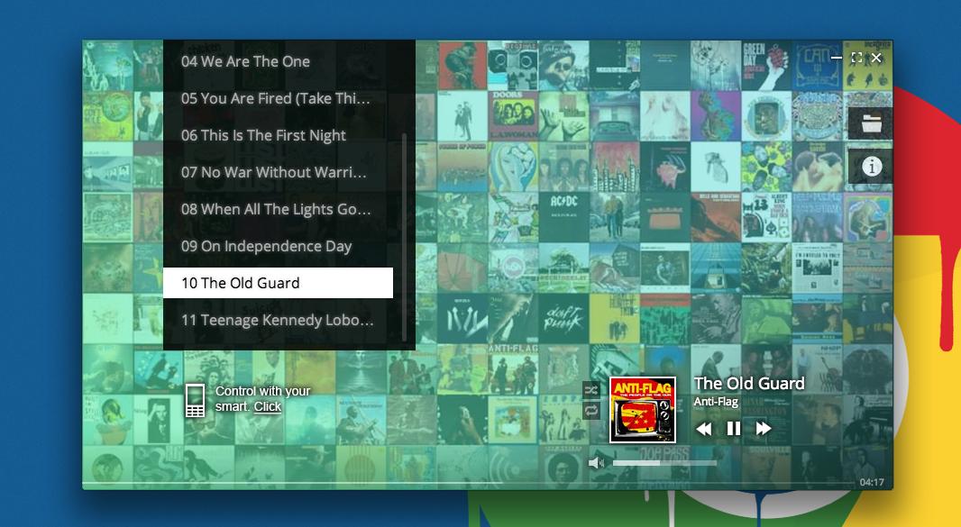 Remo - Music Player App for Chrome and Chrome OS   OMG! Chrome!