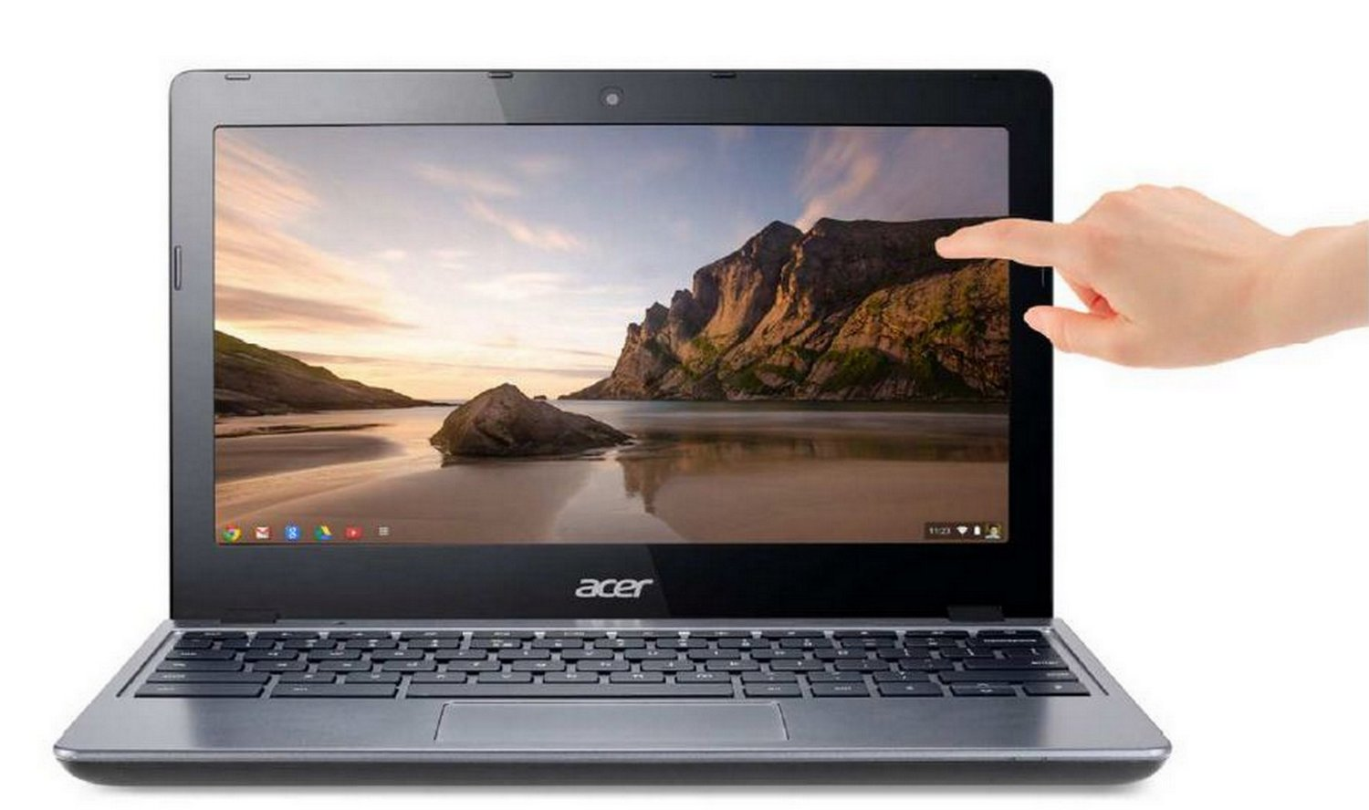 Touchscreen Acer Chromebook Outed By Amazon France Omg