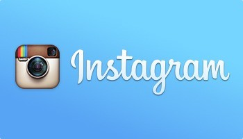 Instagram Logo Tile