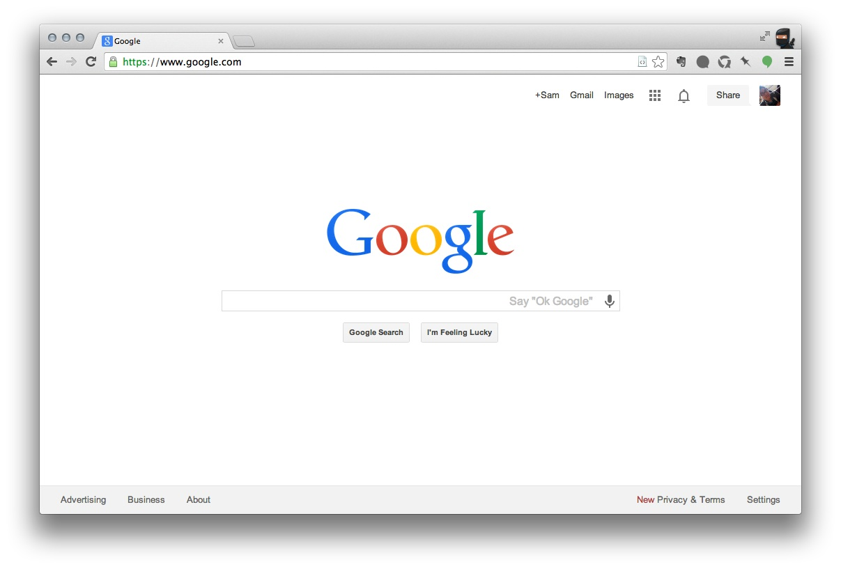 New Google Extension Brings 'Ok Google' to Everyone - OMG ...