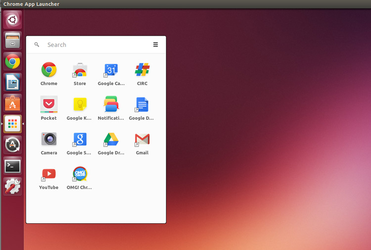Want the Chrome App Launcher on Linux? Here's How