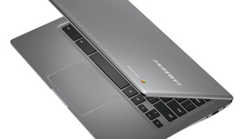 "13.3"" Samsung Chromebook 2 in 'Luminous Titan Grey'"