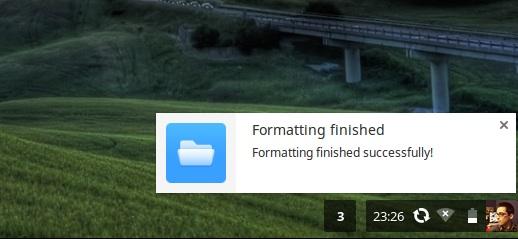 format sd card chromebook 3