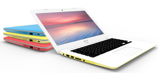 13-Inch ASUS Chromebook C300 Is Colorful, Fast and Cheap ...