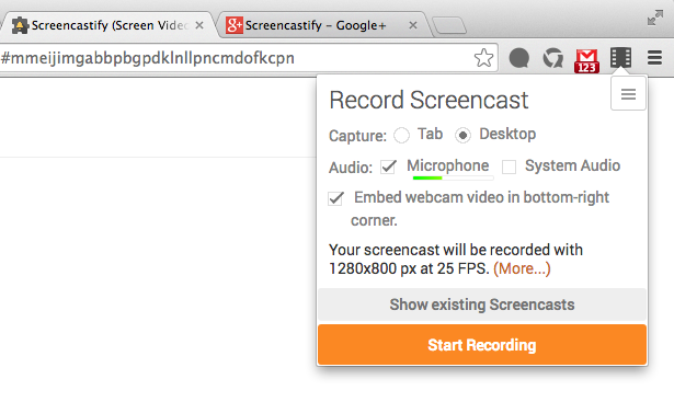 Chrome Screen Capture Tool Screencastify Gets a Revamp