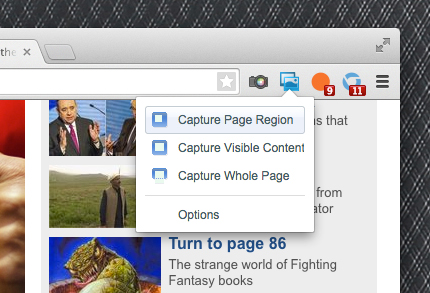 how to go full screen google chrome
