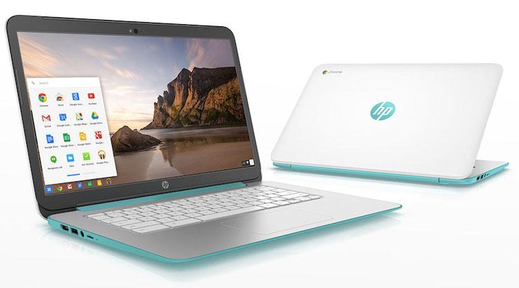 Hp Chromebook 14 Gets Nvidia Tegra K1 Upgrade New Look