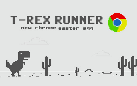 How to Access Chrome's New Hidden Endless Running Game