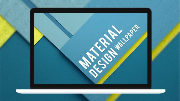 The New Material Design Default Wallpaper For Chrome Os