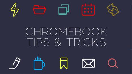 15 Useful Chromebook Tips & Tricks