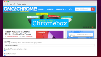 Chrome App Builder