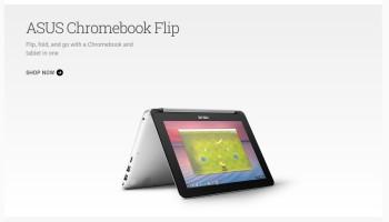 chromebook flip google store listing