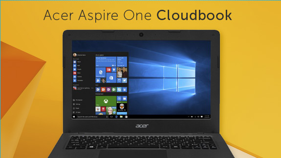 Acer Unveil $169 Windows 10 Laptop, Press Dub It 'Chromebook Killer