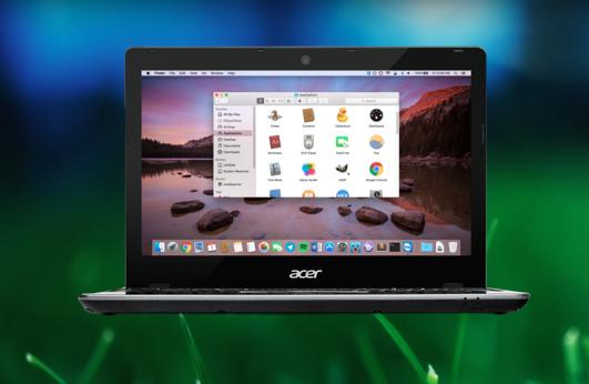 How to Install Mac OS X El Capitan On an Acer Chromebook