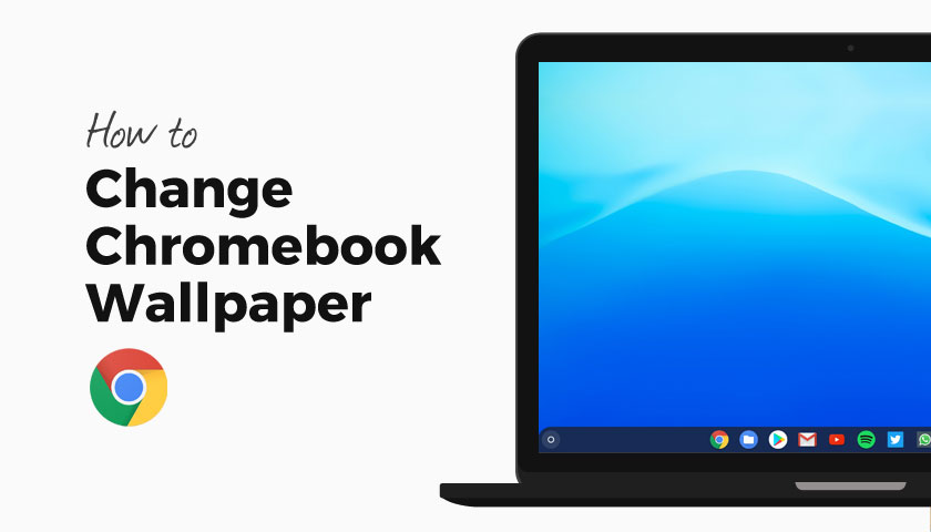 How To Change Wallpaper On A Chromebook Omg Chrome